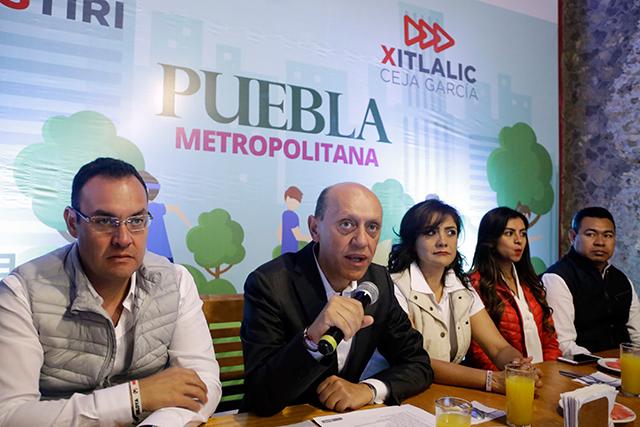 Revocar la concesión de cobro a Agua de Puebla, propone el PRI