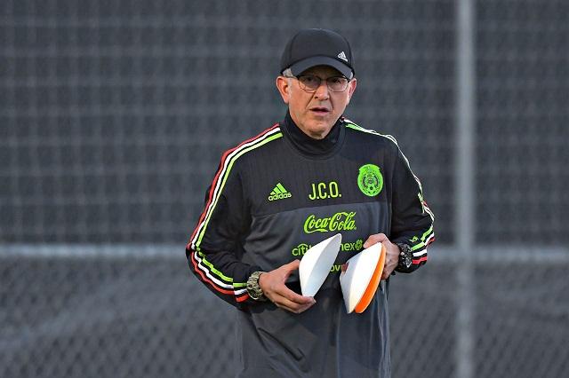 México arranca su preparación de cara al Mundial de Rusia