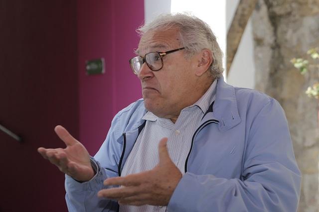 Reconoce Rodríguez Prats crisis de militancia del PAN en Puebla