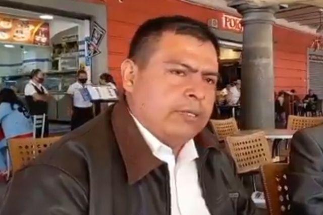Candidato a alcaldía de Tehuacán acusa amenazas