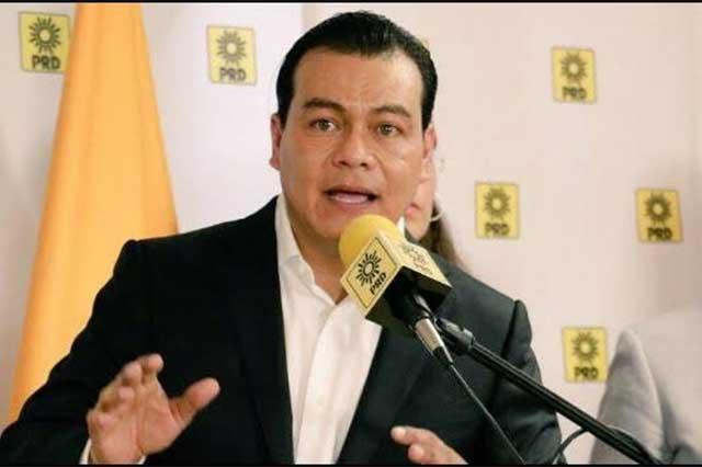 Juan Zepeda quiere encabezar el frente amplio del PRD en 2018