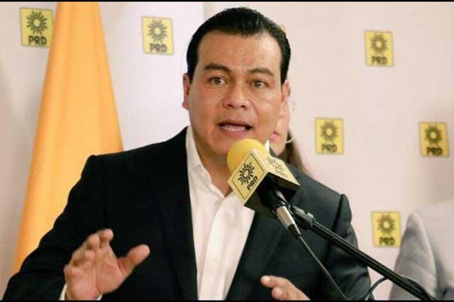 Juan Zepeda confirma que va por la presidencia del PRD que dejará Barrales