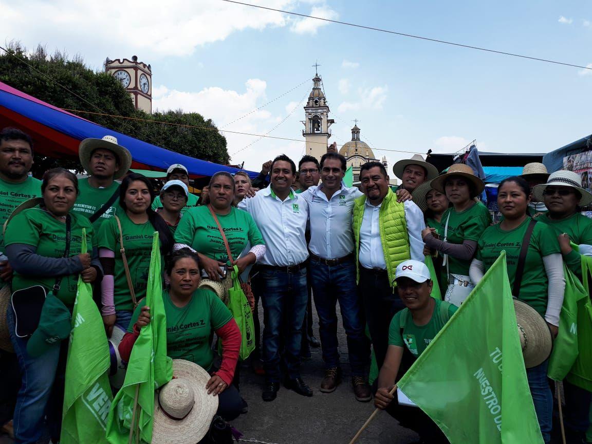 Juan C. Bonilla necesita gobiernos que garanticen seguridad : Michel Chaín