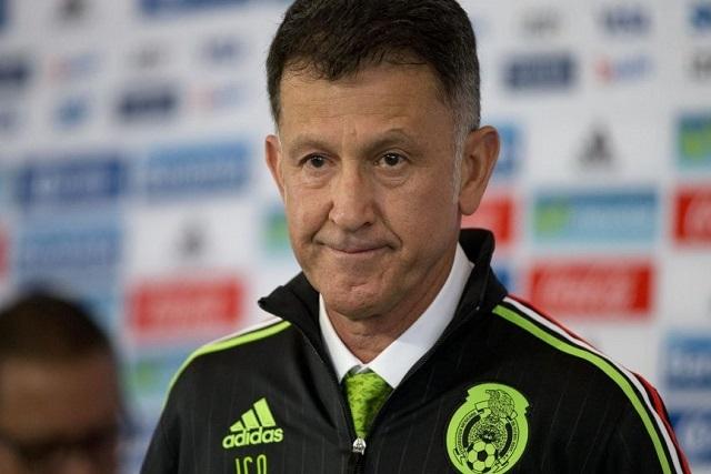 Juan Carlos Osorio se disculpa con la afición mexicana