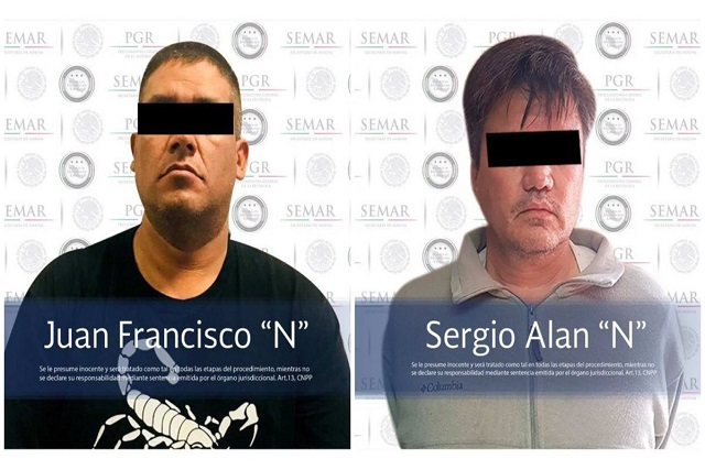 Federales captura a Juan Pistolas, integrante del Cártel de Jalisco