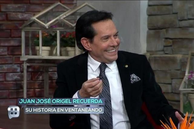 Origel cuenta quién lo invitó a Televisa y por qué se fue ¿se arrepiente?