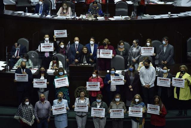 Diputados de Morena y aliados aprueban extinguir fideicomisos