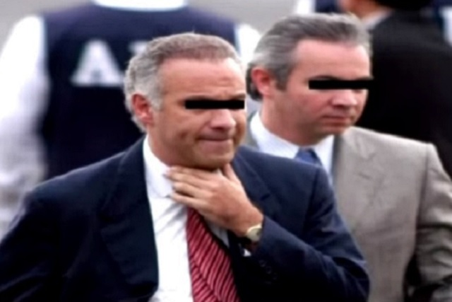 Juan Collado sufre espasmos en audiencia porque padece un mal cardiaco