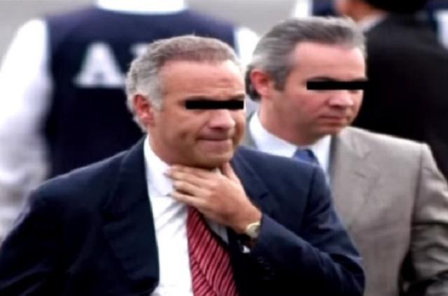 Federales capturan a 2 sujetos vinculados con el abogado Juan Collado