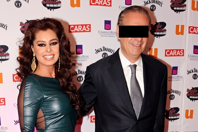 Yadhira Carrillo da declaraciones tras arresto de su esposo