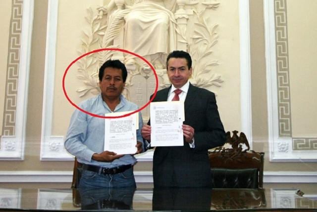 Asesinan en Morelos a ex alcalde antorchista de Puebla