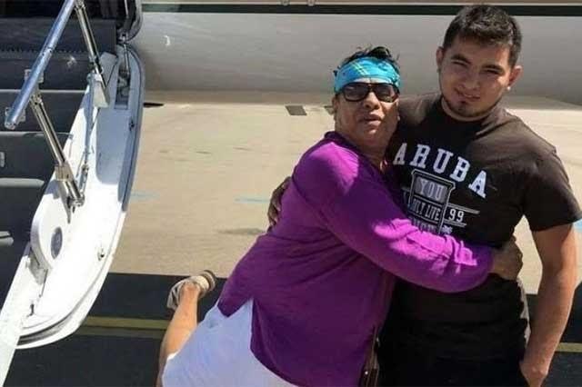 Huye presunto novio de Juan Gabriel al ser encontrado por periodista