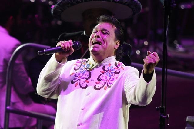 Revelan audio de Juan Gabriel confesando lo que envidiaba a Luis Miguel