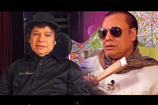 Ex representante de Juan Gabriel muestra foto para comprobar que sigue vivo