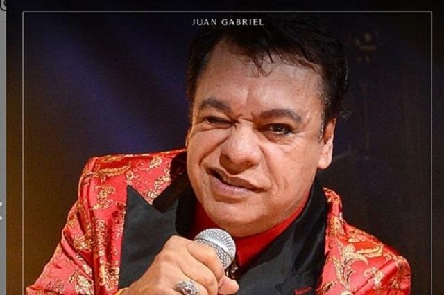Vida de Juan Gabriel volverá a las bioseries