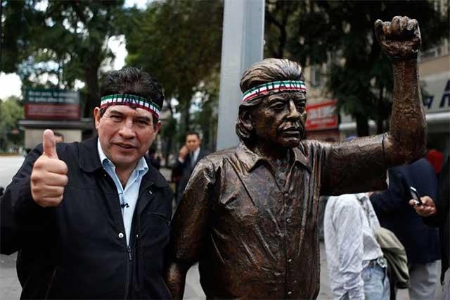 Juanito se destapa para gobernar la CDMX y asegura que puede ganar