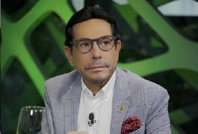 Juan José Origel en la mira de EU por vacunarse contra Covid-19