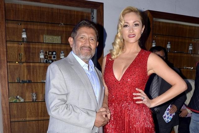 Juan Osorio estaba con Laura Vignatti durante robo en su casa