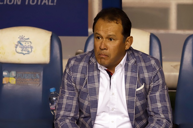 El Puebla confirma a Juan Reynoso como su DT pese a derrotas