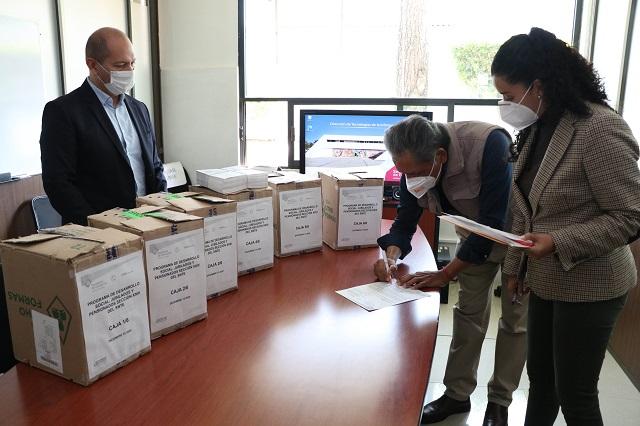 Pagan bono más de 18 mil jubilados de SEP en Puebla
