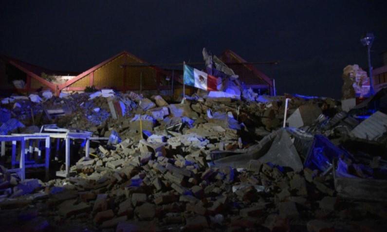 Víctimas de sismo en México aumentan a 58