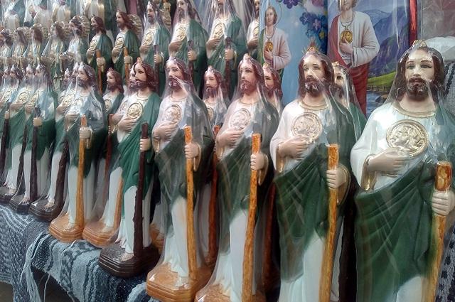 La fiesta de San Judas Tadeo, abogado de las causas difíciles