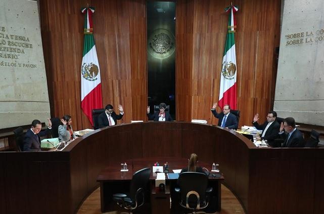 Judicatura y TEPJF aceptan reducir sus sueldos 25%