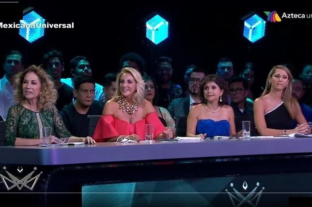 Ellas son las 4 jueces de Mexicana Universal: Datos y fotos