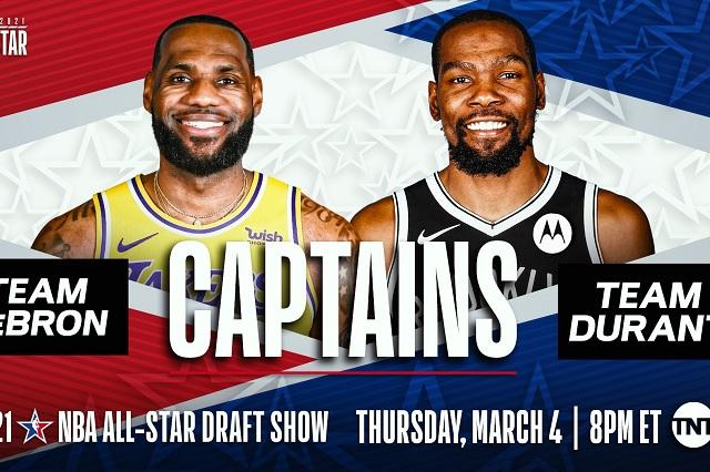 NBA: 7 de marzo será la fecha para el Juego de Estrellas 2021