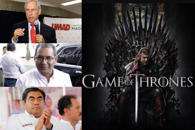Poblanos tendrán que decidir entre ver el debate o final de Game of Thrones