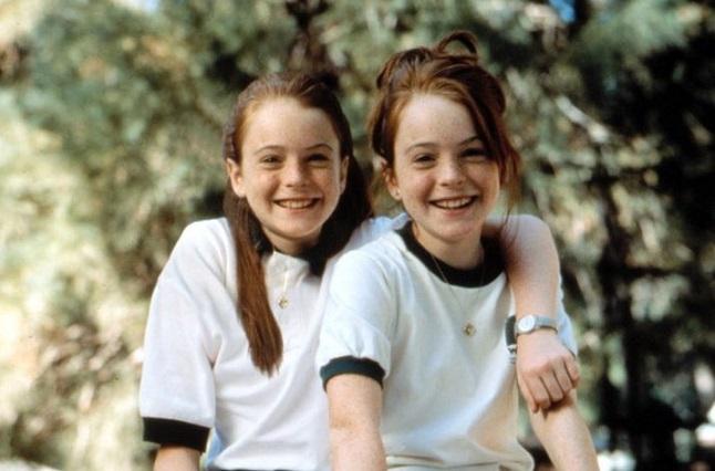 Así se ve la hermana de Lindsay Lohan en Juego de Gemelas