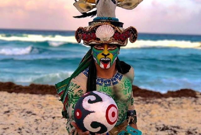 Juego maya se implementa en nueva escuela Yucateca