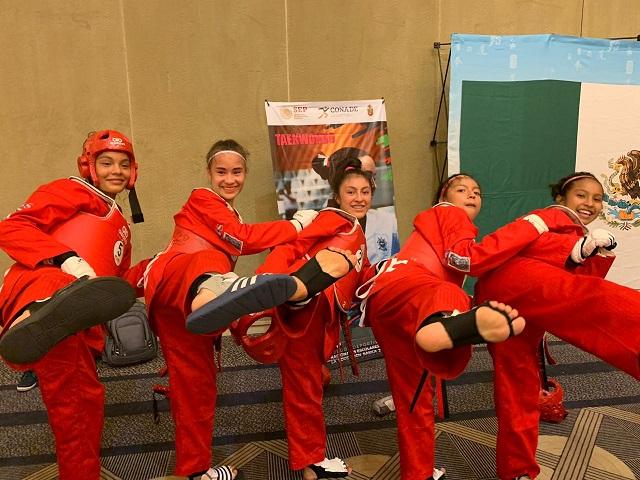 Suma Puebla siete medallas en juegos deportivos escolares