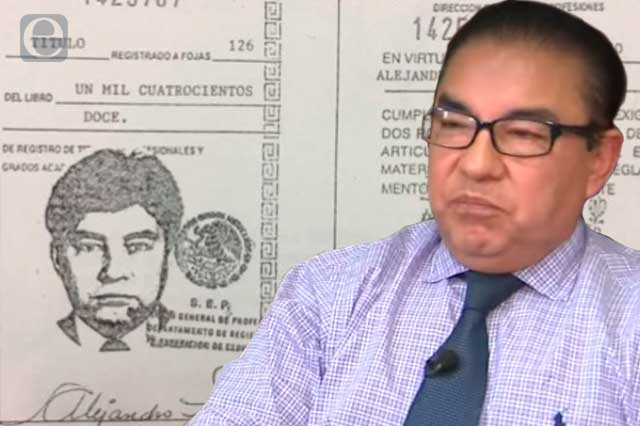 Procesan a ex Juez Penal de Cholula que no tenía título