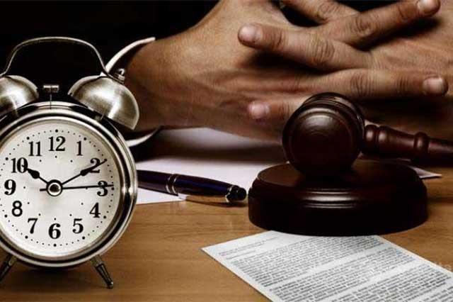 Se dobla juez González Alegría y acepta  llegar a un acuerdo