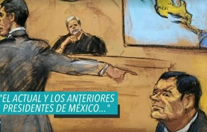 México y EU crearán comisión para decomisar fortuna de El Chapo