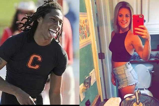 Encarcelan a un jugador de fútbol americano por prostituir a su novia