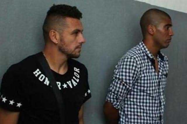 Tras golpear a joven, remiten a dos jugadores del Necaxa a prisión