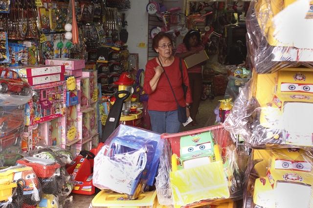 Verificando venta de juguetes, Profeco concluye operativos