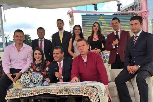 Cierra el Juguetón con éxito en Puebla