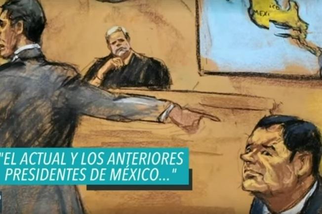 El Chapo se reserva su derecho a declarar en Corte de EU