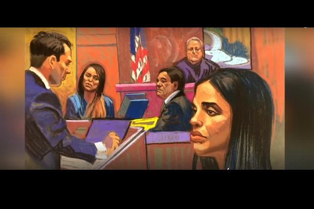 En juicio, defensa sólo presentó un testigo a favor de El Chapo