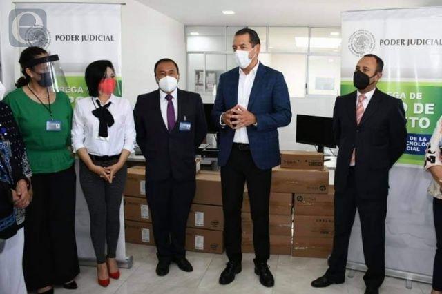 Salas orales, el desafío de la abogacía en Teziutlán