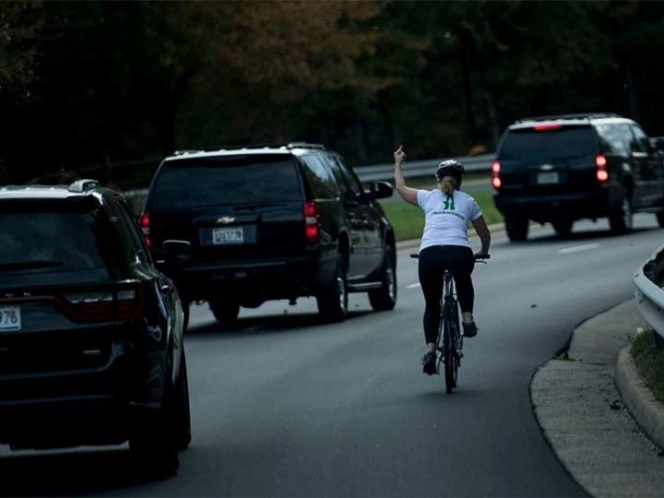 Despiden a ciclista por