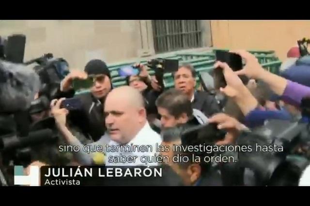 En reunión, AMLO no nos dio atole con el dedo, dice Adrián LeBarón