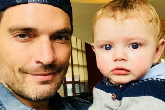 Julián Gil consigue reducción de pensión para su hijo Matías