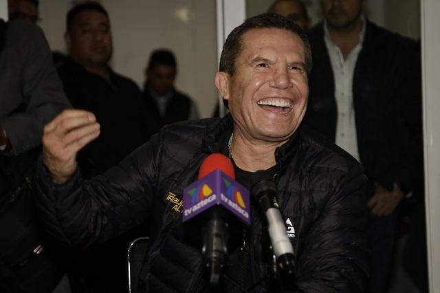 Ex de Tv Azteca dice que JC Chávez llegaba en malas condiciones