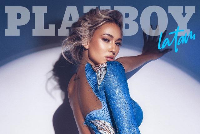 Julieta Rodríguez es la portada de la primera edición de Playboy LATAM