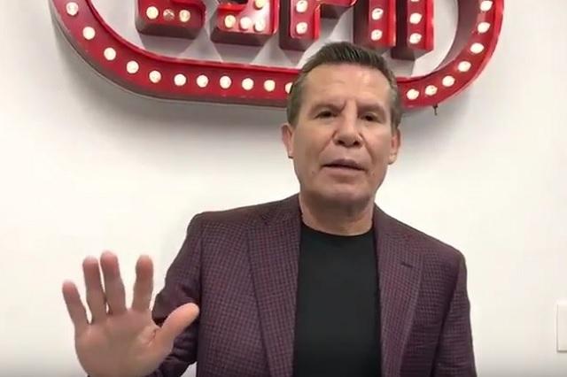 El presidente hizo bien en soltar a Ovidio, dice Julio César Chávez