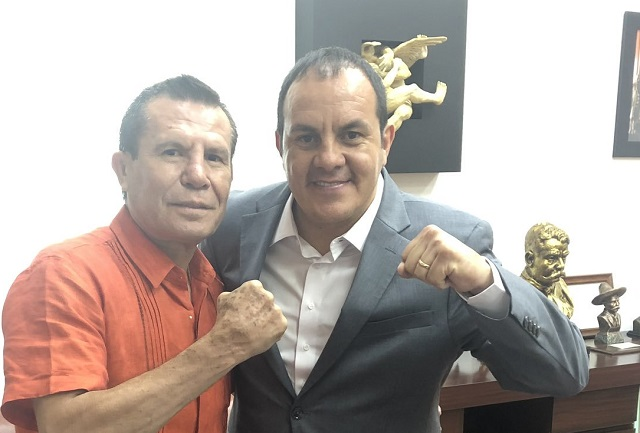 Difunden que murió Julio César Chávez y así responde el exboxeador